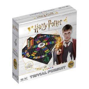 Επιτραπέζιο Trivial Pursuit Harry Potter Winning Moves (Στα Αγγλικά) 033343