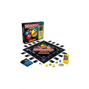 Επιτραπέζιο Monopoly Pacman Arcade Hasbro (Στα Αγγλικά) E7030