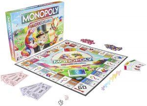 Επιτραπέζιο Monopoly Unicorns Vs Llamas Hasbro (Στα Αγγλικά) E8760