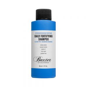 Σαμπουάν Travel Daily Fortifying Baxter of California Shampoo 60ml