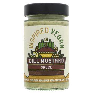 Σάλτσα Μουστάρδας Inspired Dining Vegan Dill Mustard Sauce 200g