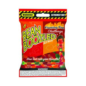 Bean Boozled Flaming Five Challenge Jelly Belly Jelly Beans 54g