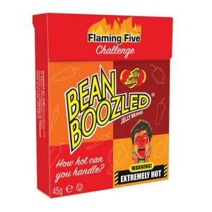Bean Boozled Flaming Five Challenge Jelly Belly Jelly Beans 45g