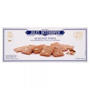 Μπισκότα Jules Destrooper Almond Thins 100g