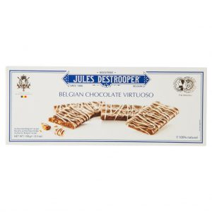 Μπισκότα με Κανέλα και Σοκολάτα Jules Destrooper Belgian Chocolate Virtuoso 100g