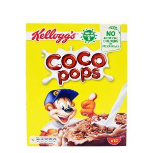 Παιδικά Δημητριακά Kelloggs Coco Pops 375g