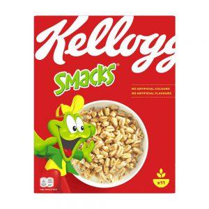 Παιδικά Δημητριακά Kelloggs Smacks 330g