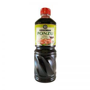 Σάλτσα Σόγιας με Λεμόνι Kikkoman Ponzu Citrus Soy Sauce 1000ml