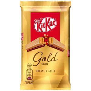 Γκοφρέτα Καραμέλα Kit Kat Gold Nestle 41.5g