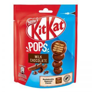Γκοφρέτα Kit Kat Pops Milk Chocolate 140g