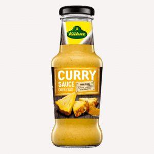 Σάλτσα Kuhne Curry Sauce Exotic Fruity 250ml