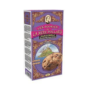 Μπισκότα με Κομμάτια Σοκολάτας La Mere Poulard Les Cookies Eclats de Chocolat 200g