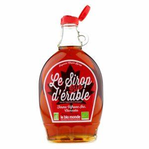 Σιρόπι Σφενδάμου Βιολογικό Le Bio Monde Maple Syrup 250g