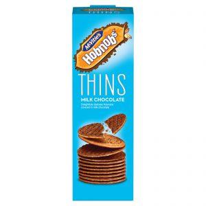 Μπισκότα McVities Hobnobs Milk Chocolate Thins 170g