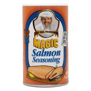 Μείγμα Μπαχαρικών για Σολωμό Magic Salmon Seasoning Gluten Free 198g