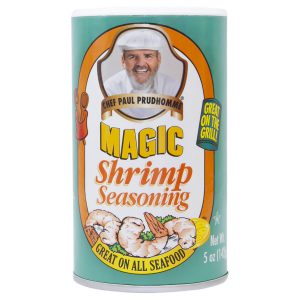 Μείγμα Μπαχαρικών για Θαλασσινά Magic Shrimp Seasoning Gluten Free 142g