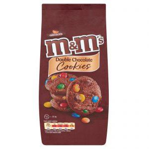 Μπισκότα Σοκολάτας Mars MandMs Double Chocolate Cookies 180g