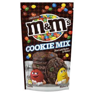 Μείγμα για Μπισκότα Mars MandMs Chocolate Cookie Mix 180g