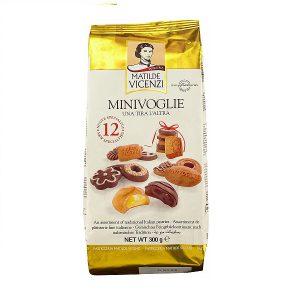 Μπισκότα Βουτήματα Matilde Vicenzi Minivoglie 300g