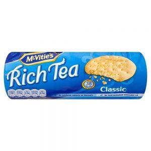 Μπισκότα McVities Classic Rich Tea 200g