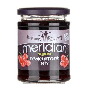 Σάλτσα Meridian Organic Redcurrant Sauce 284g
