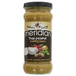 Σάλτσα Meridian Thai Peanut Cooking Sauce 350g