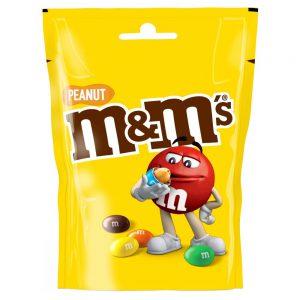 Κουφετάκια Φυστίκι Mars MandMs Peanut 125g