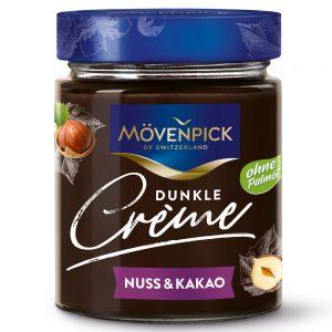 Άλειμμα Κρέμα Φουντούκι Κακάο Movenpick Hazelnut and Cocoa Creme 300g