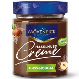 Άλειμμα Κρέμα Φουντούκι Νουγκάτ Movenpick Hazelnut Nougat Creme 300g