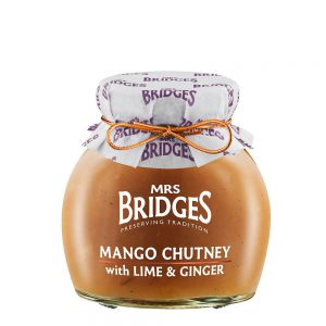 Σάλτσα Mrs Bridges Mango Chutney with Lime and Ginger 290g