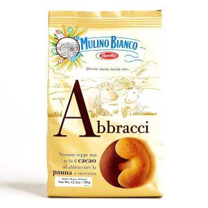 Μπισκότα με Κακάο Mulino Bianco Abbracci 350g