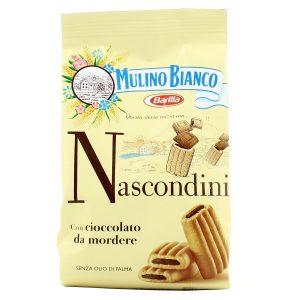 Μπισκότα Γεμιστά Mulino Bianco Nascondini 330g
