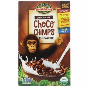 Δημητριακά Βιολογικά Natures Path Envirokidz Choco Chimps 284g