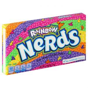 Καραμέλες Nerds Rainbow 141.7g