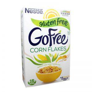 Δημητριακά Χωρίς Γλουτένη Nestle Go Free Corn Flakes 500g