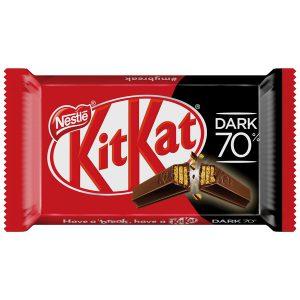 Γκοφρέτα Kit Kat Dark Nestle 41.5g