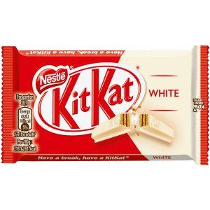 Γκοφρέτα Kit Kat White Nestle 41.5g