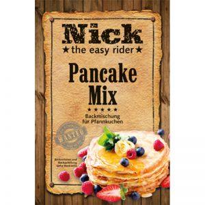 Μείγμα για Pancakes Nick The Easy Rider Pancake Mix 400g