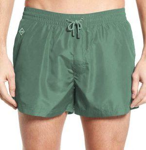 Μαγιό Πράσινο Studio Jungle Nikben Swim Shorts Green