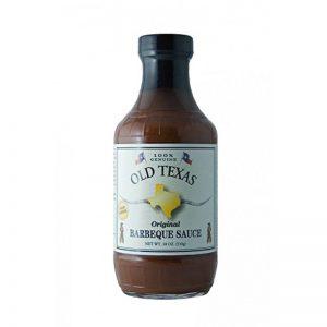 Σάλτσα Μπάρμπεκιου Old Texas Original Barbeque Sauce 455ml
