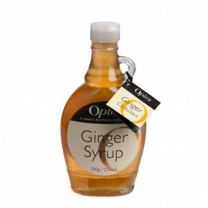 Σιρόπι Τζίντζερ Opies Ginger Syrup 236ml