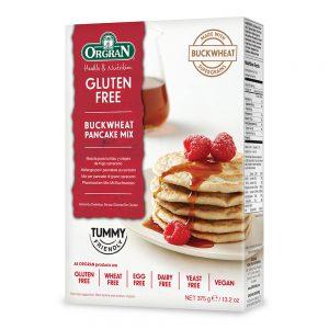 Μείγμα για Pancakes με Φαγόπυρο Vegan Orgran Buckwheat Pancake Mix 375g