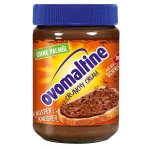 Άλειμμα Κρέμα Σοκολάτα Φουντούκι Ovomaltine Crunchy Cream 380g