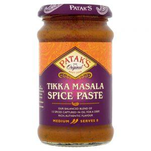 Πάστα Μπαχαρικών Pataks Tikka Masala Spice Paste Medium 283g
