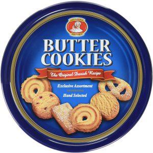 Μπισκότα Βουτύρου Patisserie Matheo Butter Cookies Exclusive Assortment 454g