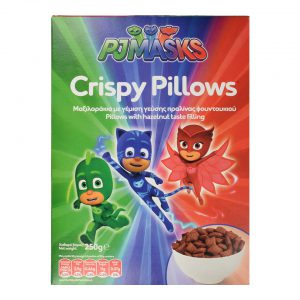 PJ Masks Crispy Pillows Παιδικά Δημητριακά 250g