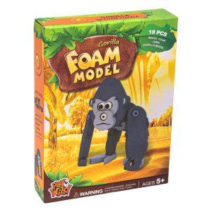 Παζλ Παιδικό Foam 3D Γορίλας Play Wild GR761