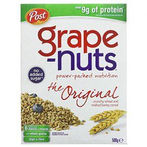 Δημητριακά Ολικής Άλεσης Grape Nuts Post 580g