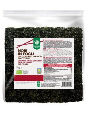 Φύλλα Φυκιού για Σούσι Bio Probios Nori Organic Dried Seaweed Nori in Sheets 15g