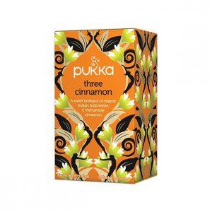 Pukka Three Cinnamon 40g